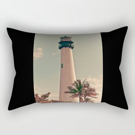 Vintage Lighthouse Rectangular Pillow