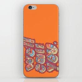 We'll Call You iPhone Skin