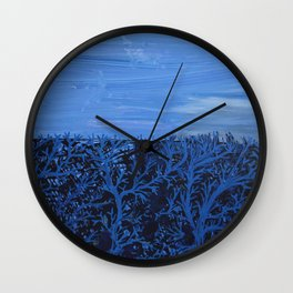 You Were Only Waiting For This Moment To Be Free Wall Clock
