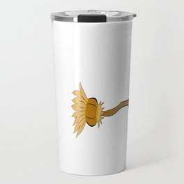 Witch can drive a Broomstick Gift Travel Mug