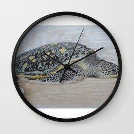 Honu Wall Clock