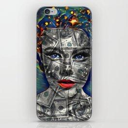 She No.7 iPhone Skin