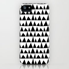 Playful triangles iPhone (5, 5s) Slim Case