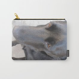 Black Dog Carry-All Pouch