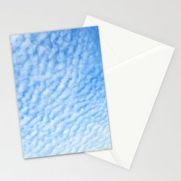 Cirrocumulus Clouds 2 Stationery Cards
