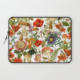 Mushroom Dreams 2 Laptop Sleeve