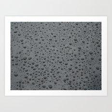 Water Beads Art Print