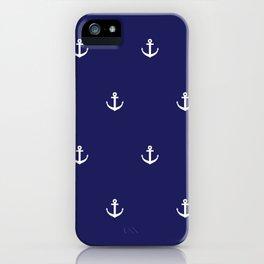 Anchor 2 iPhone Case