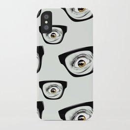 E. 02 iPhone Case