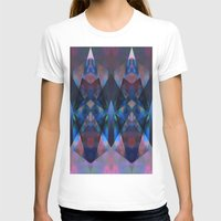 rave T-shirts featuring Rave Crystal by Ava Danielle Cartner