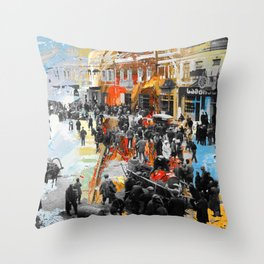 Tbilisi 4 Throw Pillow