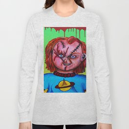 Chucky vs. Chuckie Long Sleeve T-shirt