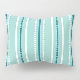 Blue dotted dreams Pillow Sham