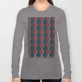 Midcentury Pattern 05 Long Sleeve T-shirt