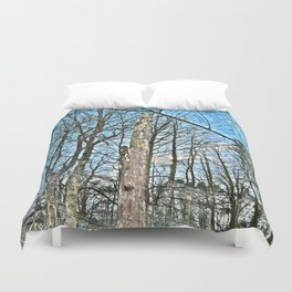 Pure Morning III Duvet Cover
