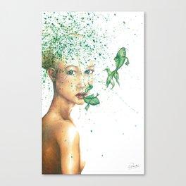 Ximena Canvas Print