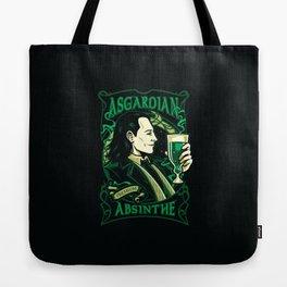 Asgardian Absinthe Tote Bag