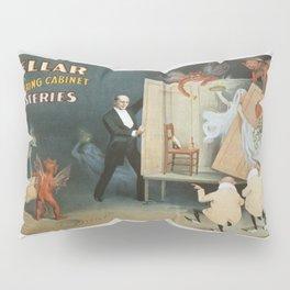 Vintage poster - Kellar the Magician Pillow Sham