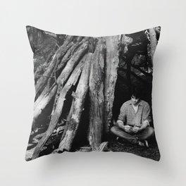 Tipi Throw Pillow