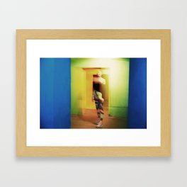 Funny Dungeon Framed Art Print