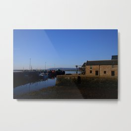 Stromness, The Orkneys Metal Print