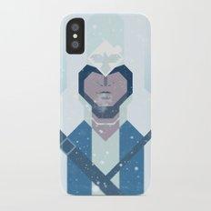 Connor / Assassins Creed iPhone X Slim Case