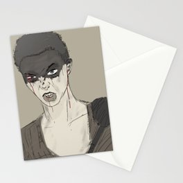 Original Imperator Furiosa Mad Max Illustration Stationery Cards