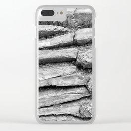 Dense Clear iPhone Case