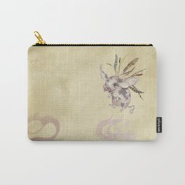 Ina in a Circus Carry-All Pouch