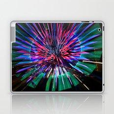 Night Light 144 - Wheel Laptop & iPad Skin
