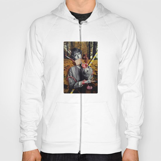 The Fall | Collage Hoody