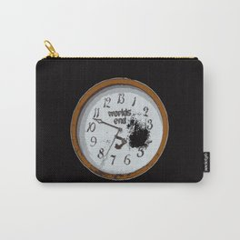 Worlds End Carry-All Pouch