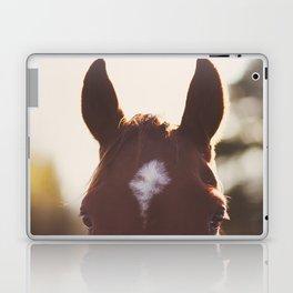 I'm all ears. Laptop & iPad Skin