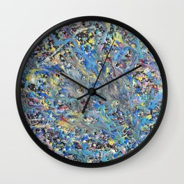 New Years 016 Wall Clock