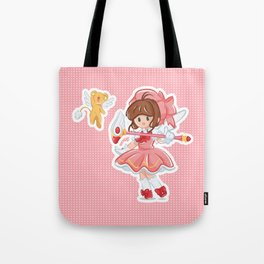 Sakura & Kero Tote Bag