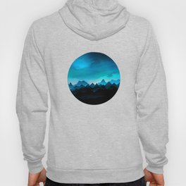 Night Storm In The Mountains Hoody