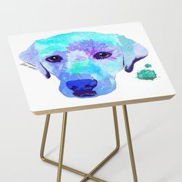 basil the lab Side Table