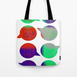 Spread the Word Tote Bag