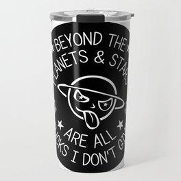 Beyond the Stars Travel Mug