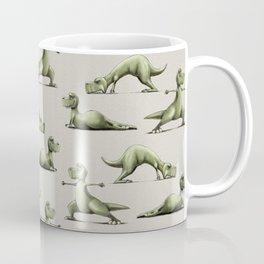 Yogasaurs (Sand) Coffee Mug
