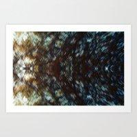 Speckled ∆ Art Print