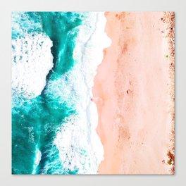 SEA TT Canvas Print