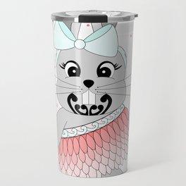 Miss Rapeti (peachy perfect) Travel Mug