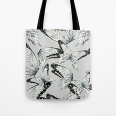 Nymphalidae Butterflies Tote Bag