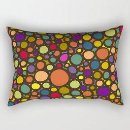 Arican Style No11 Rectangular Pillow