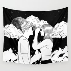 Exploring you Wall Tapestry