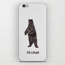 Filligar Bearsville iPhone Skin