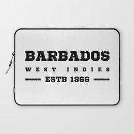 Barbados West Indies Laptop Sleeve