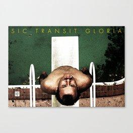 Sic Transit Gloria Canvas Print