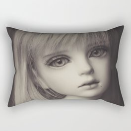 Sforza portrait Rectangular Pillow